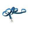 "Pet Attire - SPARKLES LEASH 1"" x 1.8m Blue & Turquoise - Click for more info"