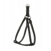 "ADJ. NYLON PUPPY HARNESS 5/16"" Black 20cm-35cm - Click for more info"