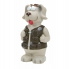 Remington - LATEX DOG TOY Dog 21cm - Click for more info