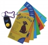 Karen Pryor CLICK-A-TRICK (CARDS w/CLICKER) - Click for more info