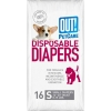 Out! Petcare - DISPOSABLE FASHION DIAPER Small 16pk - Click for more info