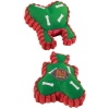 Charming Pets CHRISTMAS JIGSAW BONE GREEN 21.5cm - Click for more info