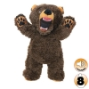 Tuffy MIGHTY TOY ANGRY ANIMALS BEAR - Click for more info