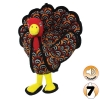 Tuffy BARNYARD SERIES TALULAH TURKEY - Click for more info