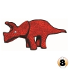 Tuffy DINOSAURS TRICERATOPS - Click for more info