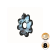 Tuffy JR's GEAR RING Blue Camo - Click for more info
