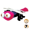Tuffy MIGHTY TOY BUG SERIES DITZY DRAGON FLY - PINK - Click for more info