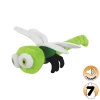 Tuffy MIGHTY TOY BUG SERIES JR DIZZY DRAGON FLY - GREEN - Click for more info