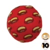 Tuffy MIGHTY TOY BALL - LARGE RED - Click for more info