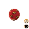 Tuffy MIGHTY TOY BALL - MEDIUM RED - Click for more info