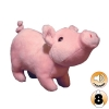 Tuffy MIGHTY TOY FARM SERIES PAISLEY PIGLET - Click for more info