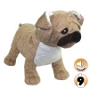 Tuffy MIGHTY TOY FARM SERIES - PUG - Click for more info