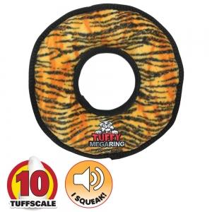 Tuffy MEGA RING Tiger Print - Click for more info