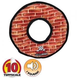 Tuffy MEGA RING Brick Print - Click for more info