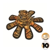 Tuffy MEGA SMALL OCTOPUS OSCAR SCHWARZACREATURE Tiger - Click for more info