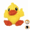 Tuffy - MIGHTY TOY MICROFIBER BALL DUCK - Click for more info