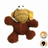 Tuffy - MIGHTY TOY MICROFIBER BALL MIGUEL THE MONKEY - Click for more info