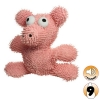 Tuffy - MIGHTY TOY MICROFIBER BALL PON THE PIG - Click for more info