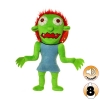 Tuffy - MIGHTY TOON DOG TOY ZOMBIE GIRL - Click for more info