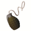 Tuffy RUGGED RUBBER TOY GRENADE (EXTRA SMALL) - Click for more info