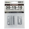Wahl PET BLADE STANDARD SET (For 9167 & 9265) - Click for more info