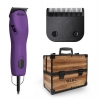 Wahl KM5 CLIPPER Purple - Promotion Pack - Click for more info